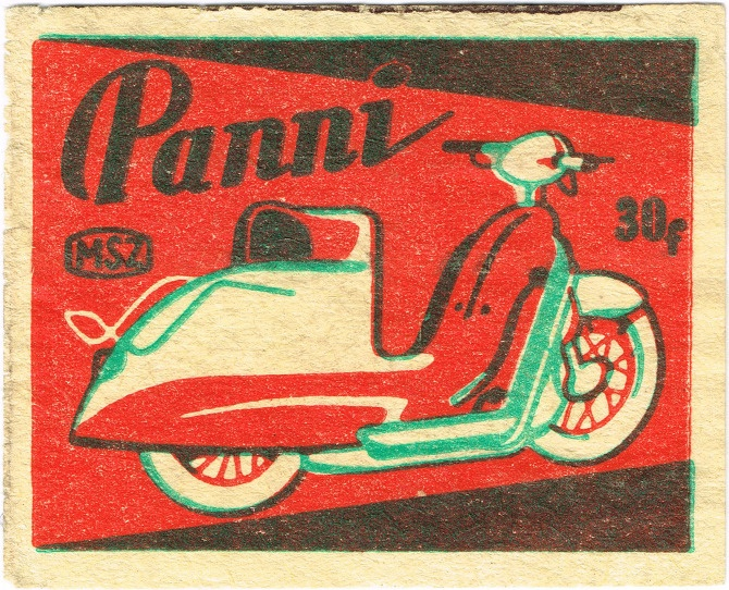 027 - Hungarian Matchbox Archive