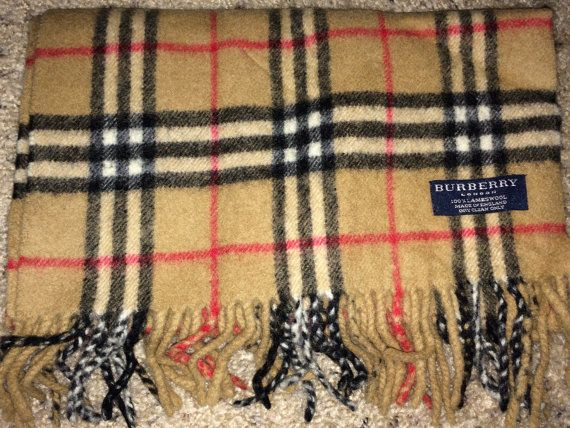 acf20e9fbc23c ... promo code for vintage burberrys london classic plaid nova check  lambswool scarf burberry wraps scarves made
