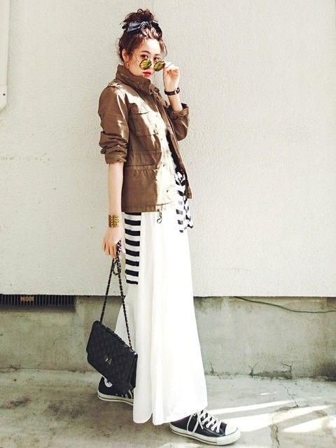 取り入れやすいホワイトスカンツ☆着こなしやすさ抜群の優れもの!人気・おすすめのスカンツのモテコーデ参考一覧♡♪