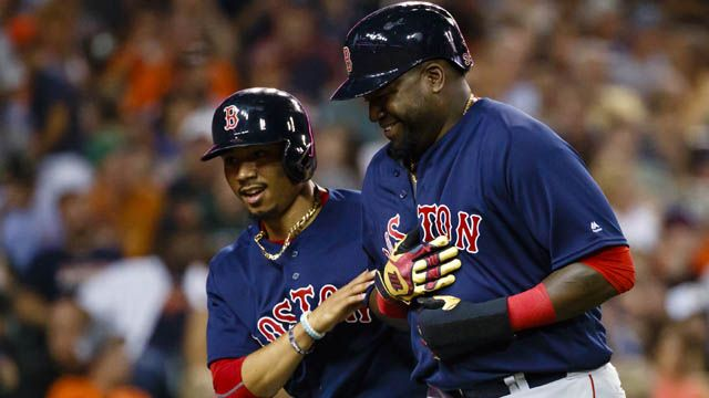 The best offense in Major League Baseball this season was well-represented in the 2016 Silver Slugger Awards. David Ortiz (designated hitter), Xander Bogaerts (shortstop) and Mookie Betts (right fi…