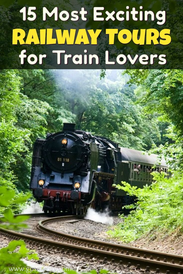 Are You A Train Lover Regardless Of What Your Favorites Are
