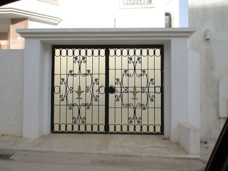 54 best Porte entrée images on Pinterest Door entry, Driveway gate