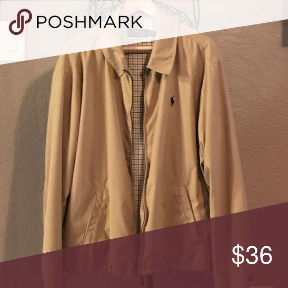 Men's polo jacket Men's polo jacket Polo by Ralph Lauren Jackets & Coats Windbreakers