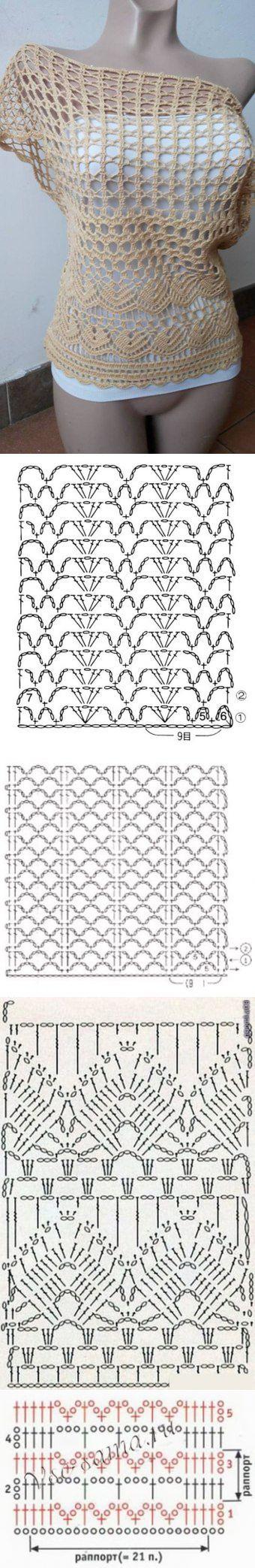 Tejer esquema túnica.  Cómo tejer túnica |  Todos costura: el esquema, clases magistrales, las ideas en línea labhousehold.com