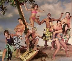 Old school! The Survivor Borneo cast