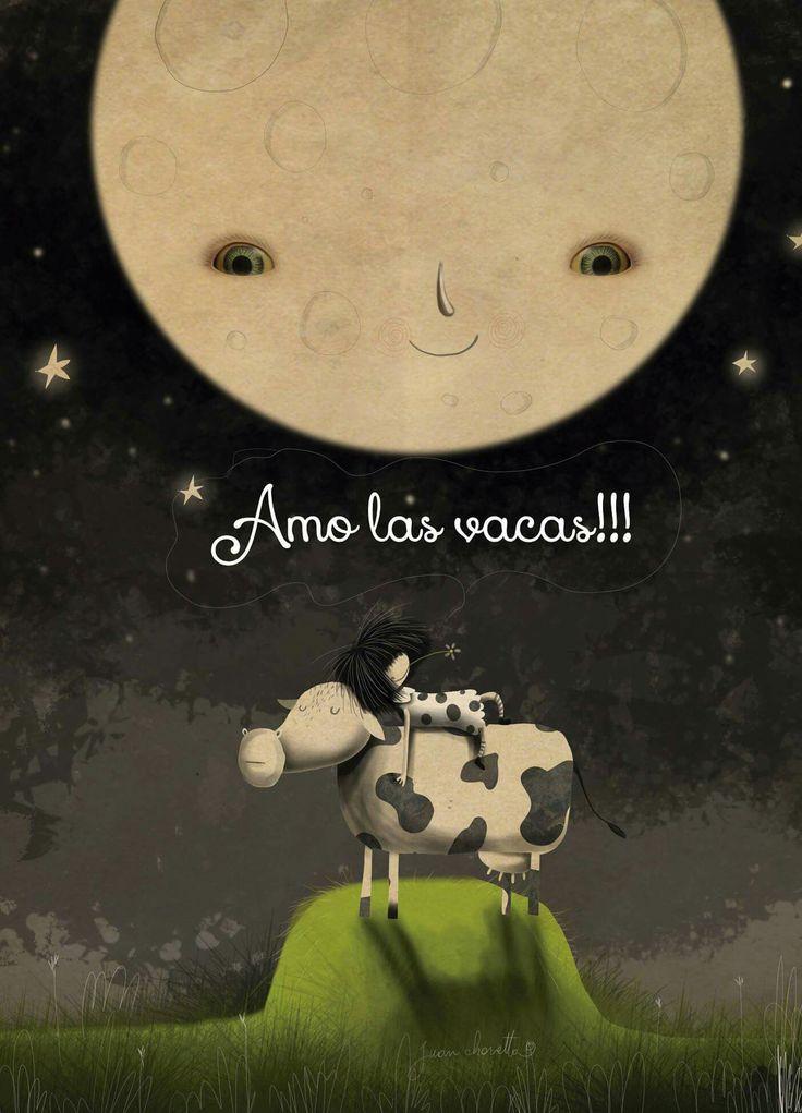 Amo las vacas