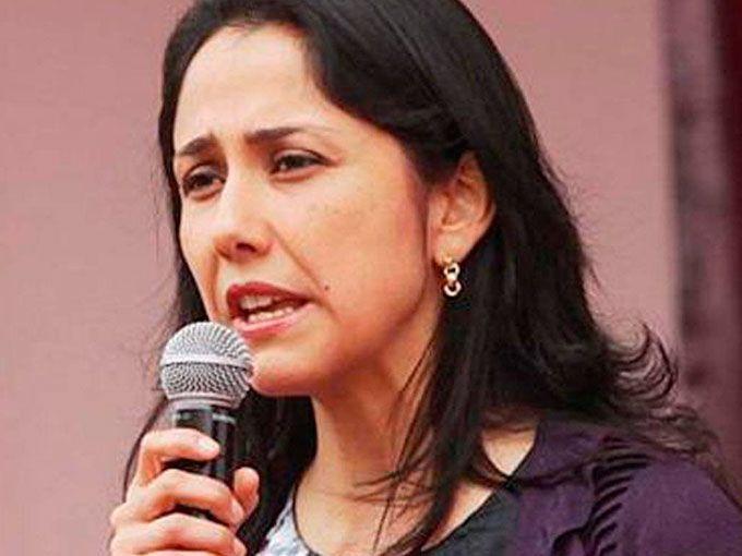 El escándalo envuelve a la Primera Dama de Perú; Nadine Heredia, pues la investigan por una denuncia en su contra por supuesto lavado de activos.