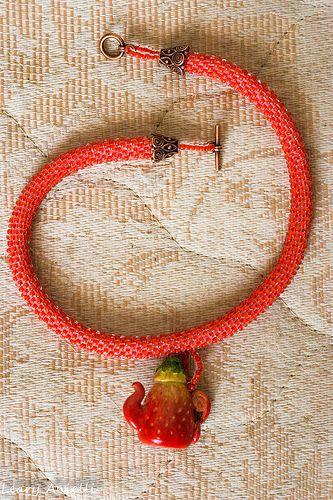 Клубнично-леденцовый жгут | Flickr - Photo Sharing!