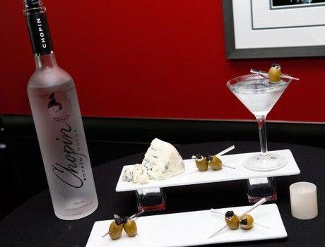 Ten good gluten-free vodkas for the gluten intolerant- Happy #martini everyone! #vodka #glutenfree