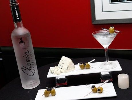 Ten good gluten-free vodkas for the gluten intolerant- Happy #martini everyone! #vodka #glutenfree