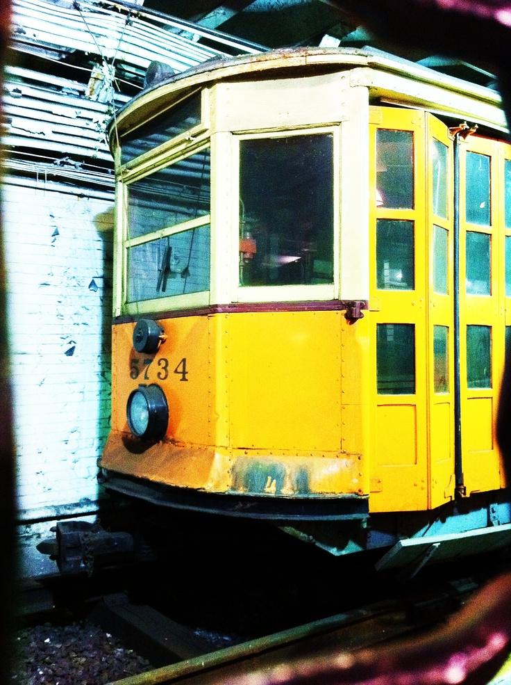 Vintage Subway Cars 55