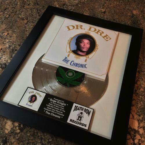 """Dr Dre The Chronic Og:  """"DEATH ROW RECORDS"""""""