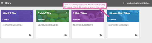 Google Classroom-Part II (Using stream for announcements and assignments)