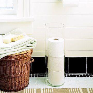 Yeni Evli: Banyo Süsleme Sanatı