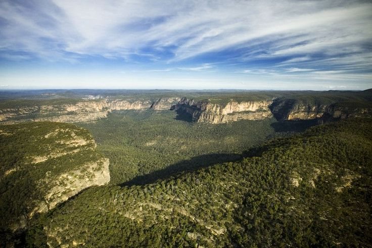 Wollemi National Park, Hartley, Blue Mountains
