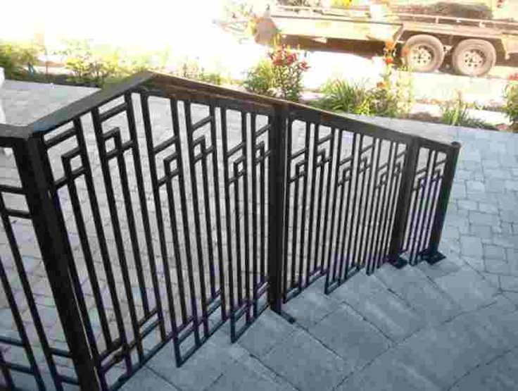 Image Result For Arts Crafts Iron Fence Cast Iron Railings