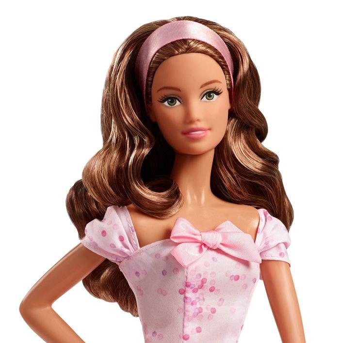 Барби (Barbie) кукла пожелания ко Дню Рождения 2016 Испания