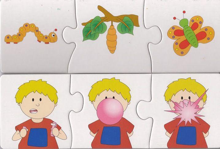 puzzle postupnosti
