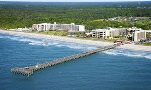 Groupon - Stay at Springmaid Beach Resort in Myrtle Beach, SC. Dates into August. in Myrtle Beach, SC. Groupon deal price: $79