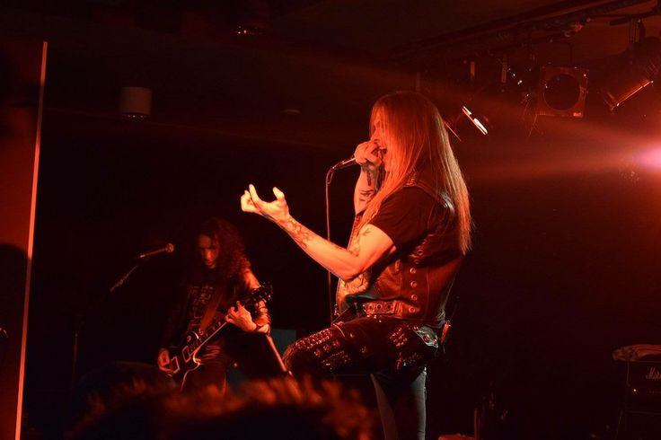 https://flic.kr/s/aHskkJSXMc | Sebastian Bach + The Black Swamp | Skid Row front-man Sebastian Bach killing it at the Coolengatta Hotel with The Black Swamp 19/09/2015