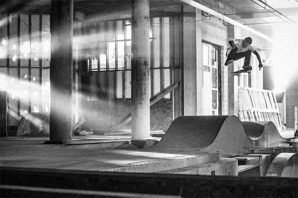 Skate Video of the Day: Skateboarding Inside Abandoned Multi-Million Dollar Aspotogan Resort in Nova Scotia