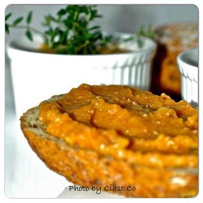 Ciast.Co: Pasta kanapkowa z czerwonej soczewicy
