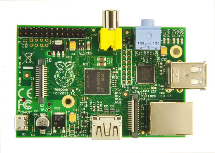 Raspberry Pi - the whole thing!
