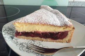 Kirsch - Schmand - Kuchen (Rezept mit Bild) von Tabbi | Chefkoch.de