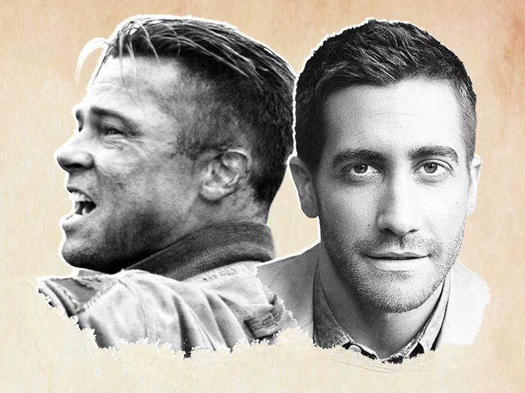 Finally! All the haircut inspiration you need in one place. This handy foldable guide will help you explain the awesomeness of Brad Pitt's hair in Fury in case your barber hasn't seen it--JEEZ, BARBER,...