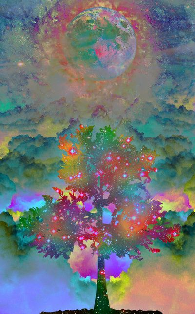 Tree of Life, by Starstuff ♥ ♥ www.paintingyouwithwords.com
