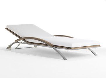 Link Outdoor - Echo Collection - Contemporary - Outdoor Chaise Lounges - Other Metro - NGO-PR
