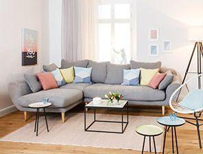 Bezaubernde Ecksofas Für Ein Schönes Wohnzimmer: Lassen Sie Sich Jetzt Von  Der Großen Auswahl Auf U003eu003e WestwingNow Inspirieren!