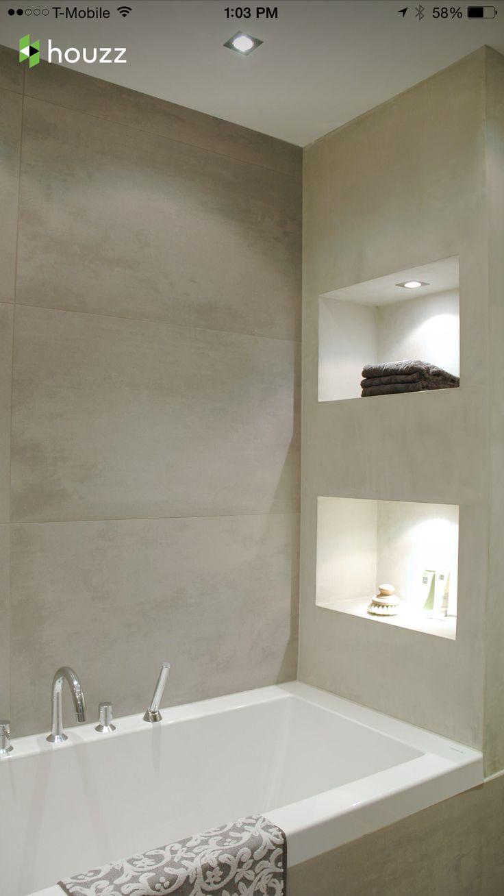 Niches in bathroom walls - Niches In Bathroom Walls 59