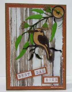 BaRb'n'ShEll Creations: Australiana Cards