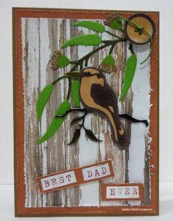 BaRb'n'ShEll Creations: Australiana Cards