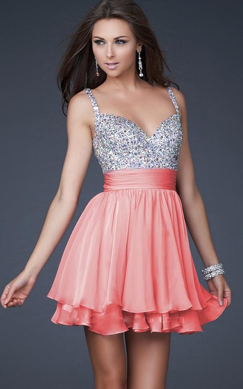 115 best Formal dress images on Pinterest | Dance dresses, Party ...