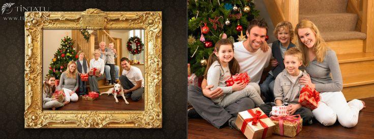 A karácsony boldog pillanatai  #TinTatu #Fotokonyv #Klasszikus #Vintage #Régies
