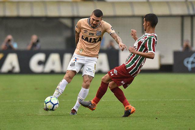 Jogo Fluminense E Santos Hoje