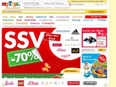 Auf der Suche nach Spielzeug? mytoys hat eine riesige Auswahl und wir geben dir für das Shoppingparadies einen Gutschein in die Hand!