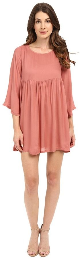 Rachel Pally Crepe Soli Dress