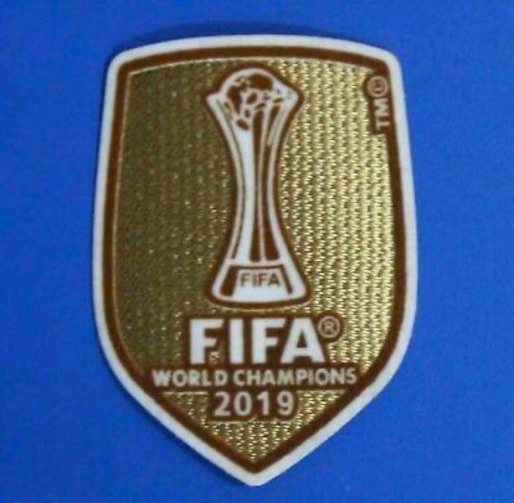 Liverpool Club Worldcup 2019 Fifa Patch Badge Iron On For Liverpool Shirt Uk Seller In 2020 Liverpool Club Club World Cup Fifa