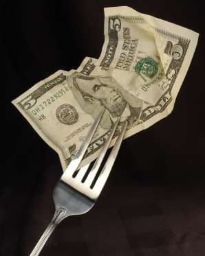 20 Meals for Under $5----Creating an entire meal for $5 can be a challenge, but with some smart planning it's possible to eat... - Mark Shipley/shutterstock