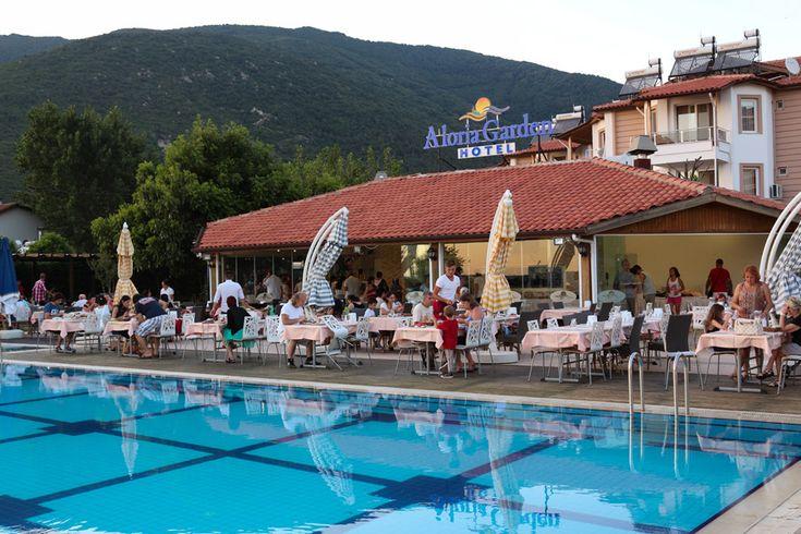 Aloria Garden Hotel Ocaklar