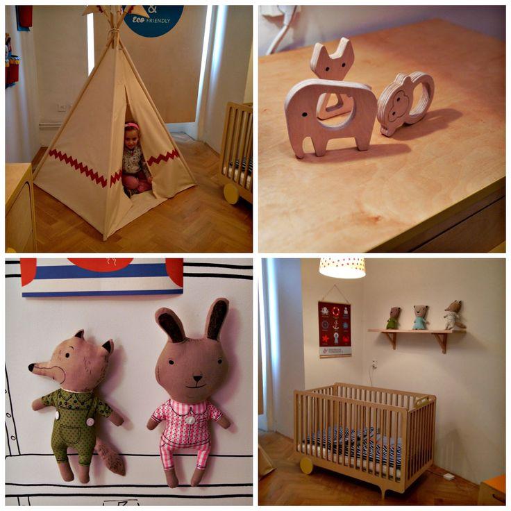 Wooden furniture by Czech brand Devoto
