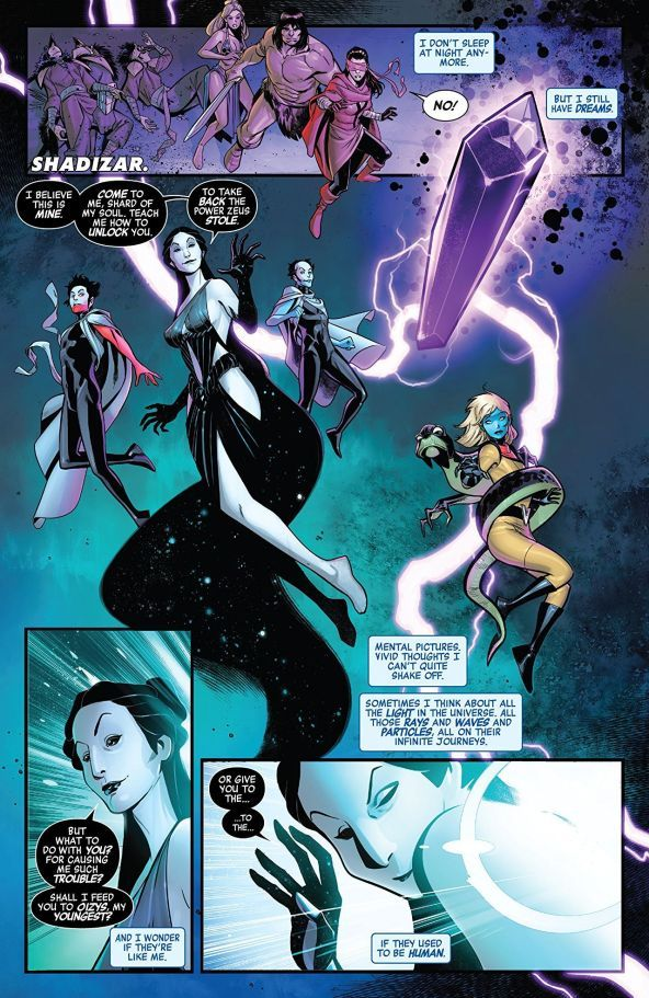 Cyclops Jean Grey And Polaris Have Been Lured Marvel Jean Grey Jean Grey Jean Grey Phoenix