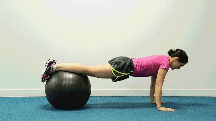 Los 5 mejores ejercicios para reducir la tripa (FOTOS)   Adelgazar – Bajar de Peso