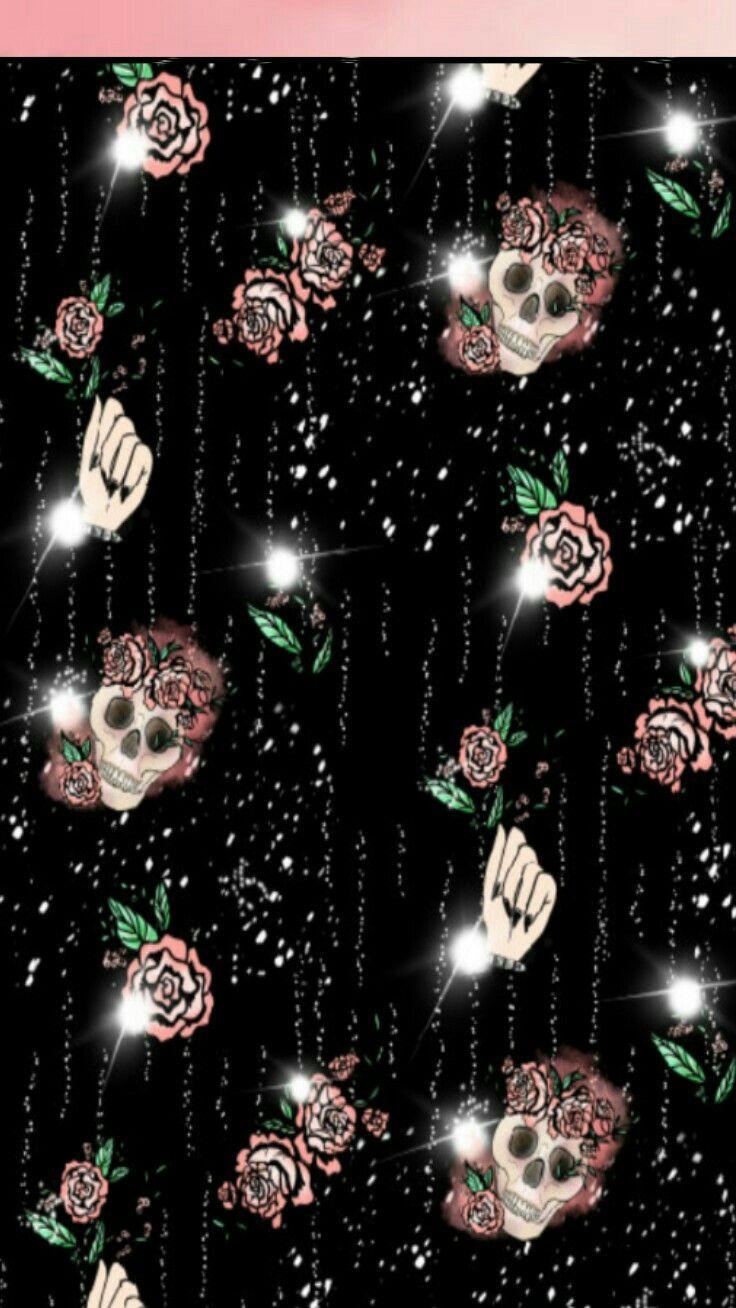 Pin By Darty Lu On 1 My Wallpapers Emo Wallpaper Halloween Wallpaper Wallpaper