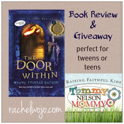 Review & Giveaway of The Door Within keeps tweens and teens on their toes! This awesome book is part of the Accelerated Reader program!
