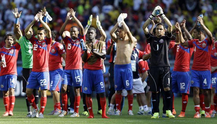 Copa del Mundo 2014: Costa Rica acabó líder del 'Grupo de la Muerte'