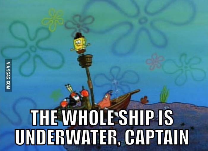 spongebob episodes | 9GAG - Why I love old Spongebob episodes....